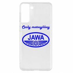 Чохол для Samsung S21+ Java Cesky Motocyclovy