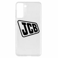 Чохол для Samsung S21+ JCB
