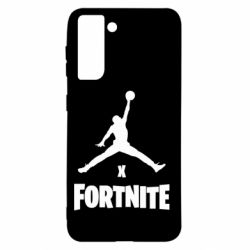 Чехол для Samsung S21 JORDAN FORTNITE