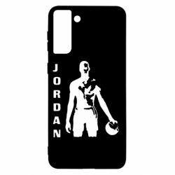 Чохол для Samsung S21+ Jordan