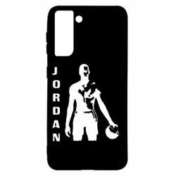 Чохол для Samsung S21 Jordan