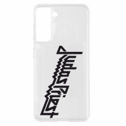 Чохол для Samsung S21 Judas Priest Logo