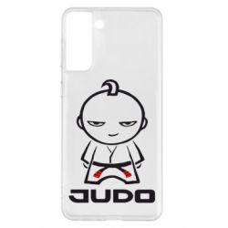 Чохол для Samsung S21+ Judo Fighter