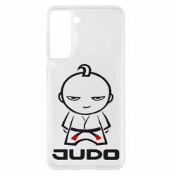 Чохол для Samsung S21 Judo Fighter