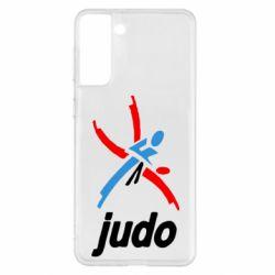 Чохол для Samsung S21+ Judo Logo
