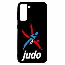 Чохол для Samsung S21 Judo Logo
