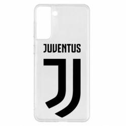 Чехол для Samsung S21+ Juventus Logo