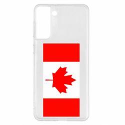 Чохол для Samsung S21+ Канада