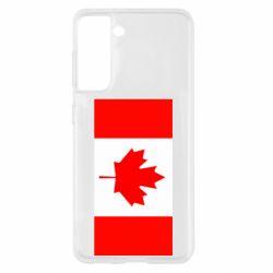 Чохол для Samsung S21 Канада