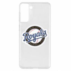 Чохол для Samsung S21+ Kansas City Royals