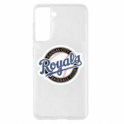 Чохол для Samsung S21 Kansas City Royals