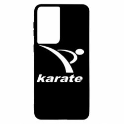 Чохол для Samsung S21 Karate