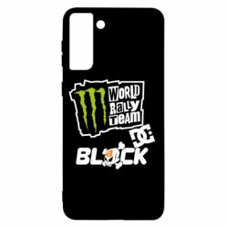 Чохол для Samsung S21+ Ken Block Monster Energy
