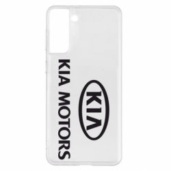 Чохол для Samsung S21+ Kia Logo