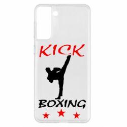Чохол для Samsung S21+ Kickboxing Fight