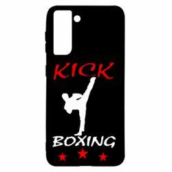 Чохол для Samsung S21 Kickboxing Fight