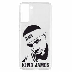 Чохол для Samsung S21+ King James