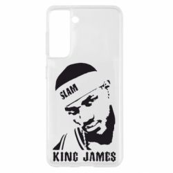 Чохол для Samsung S21 King James
