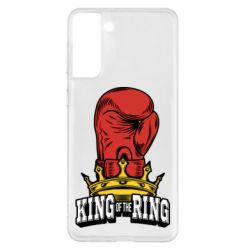 Чохол для Samsung S21+ king of the Ring