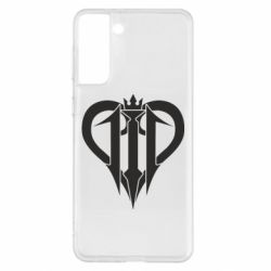 Чохол для Samsung S21+ Kingdom Hearts logo