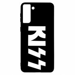 Чохол для Samsung S21+ Kiss Logo