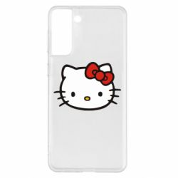 Чохол для Samsung S21+ Kitty