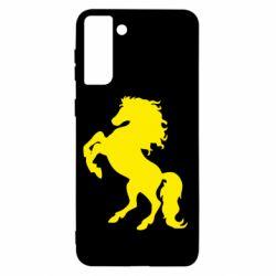 Чохол для Samsung S21+ Кінь
