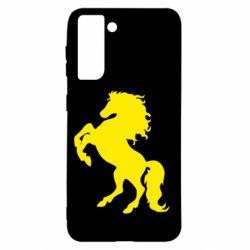 Чохол для Samsung S21 Кінь