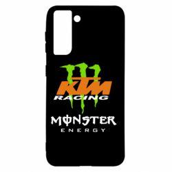 Чохол для Samsung S21 KTM Monster Enegry