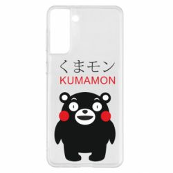 Чохол для Samsung S21+ Kumamon
