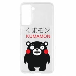 Чохол для Samsung S21 Kumamon