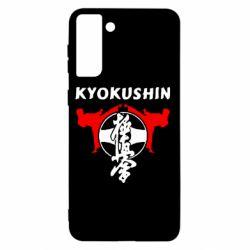 Чехол для Samsung S21+ Kyokushin