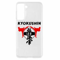 Чехол для Samsung S21 Kyokushin