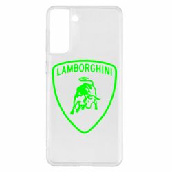 Чохол для Samsung S21+ Lamborghini Auto