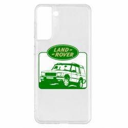 Чохол для Samsung S21+ Land Rover