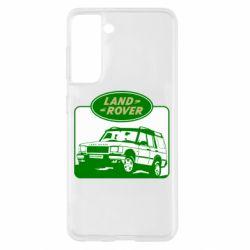 Чохол для Samsung S21 Land Rover