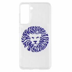 Чохол для Samsung S21 лев