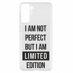 Чохол для Samsung S21+ Limited edition