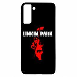 Чохол для Samsung S21+ Linkin Park Альбом