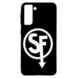 Чохол для Samsung S21 Logo Sally Face
