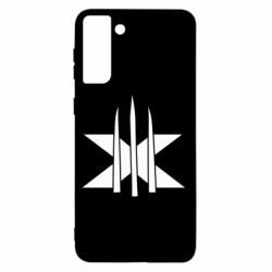 Чохол для Samsung S21+ Logo X-Men and Blades