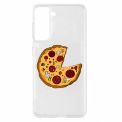 Чохол для Samsung S21 Love Pizza