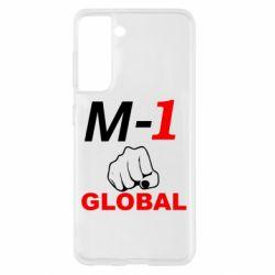 Чехол для Samsung S21 M-1 Global