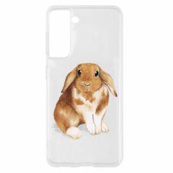 Чохол для Samsung S21 Маленький кролик