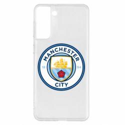 Чохол для Samsung S21+ Manchester City