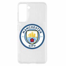 Чохол для Samsung S21 Manchester City