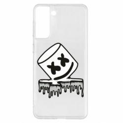 Чохол для Samsung S21+ Marshmallow melts