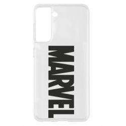 Чохол для Samsung S21 Marvel Minimal