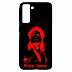 Чохол для Samsung S21 Майкл Джексон