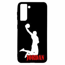 Чохол для Samsung S21 Майкл Джордан